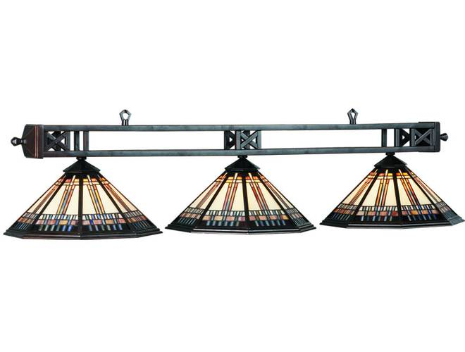 Ram Gameroom Products Winslow Pool Table Light