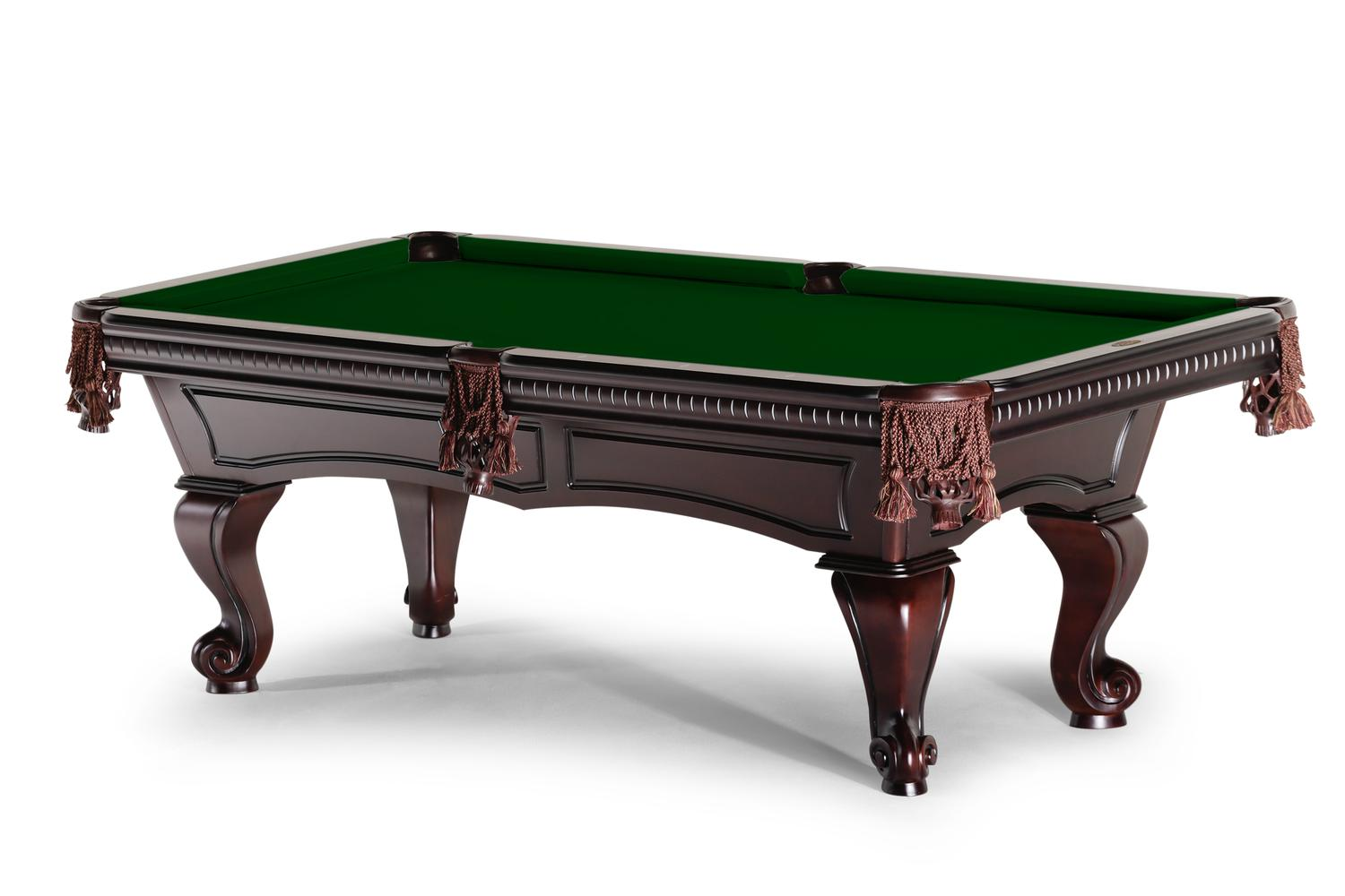 Pool tables pooltablesdirect spencer marston tuscany pool table greentooth Images