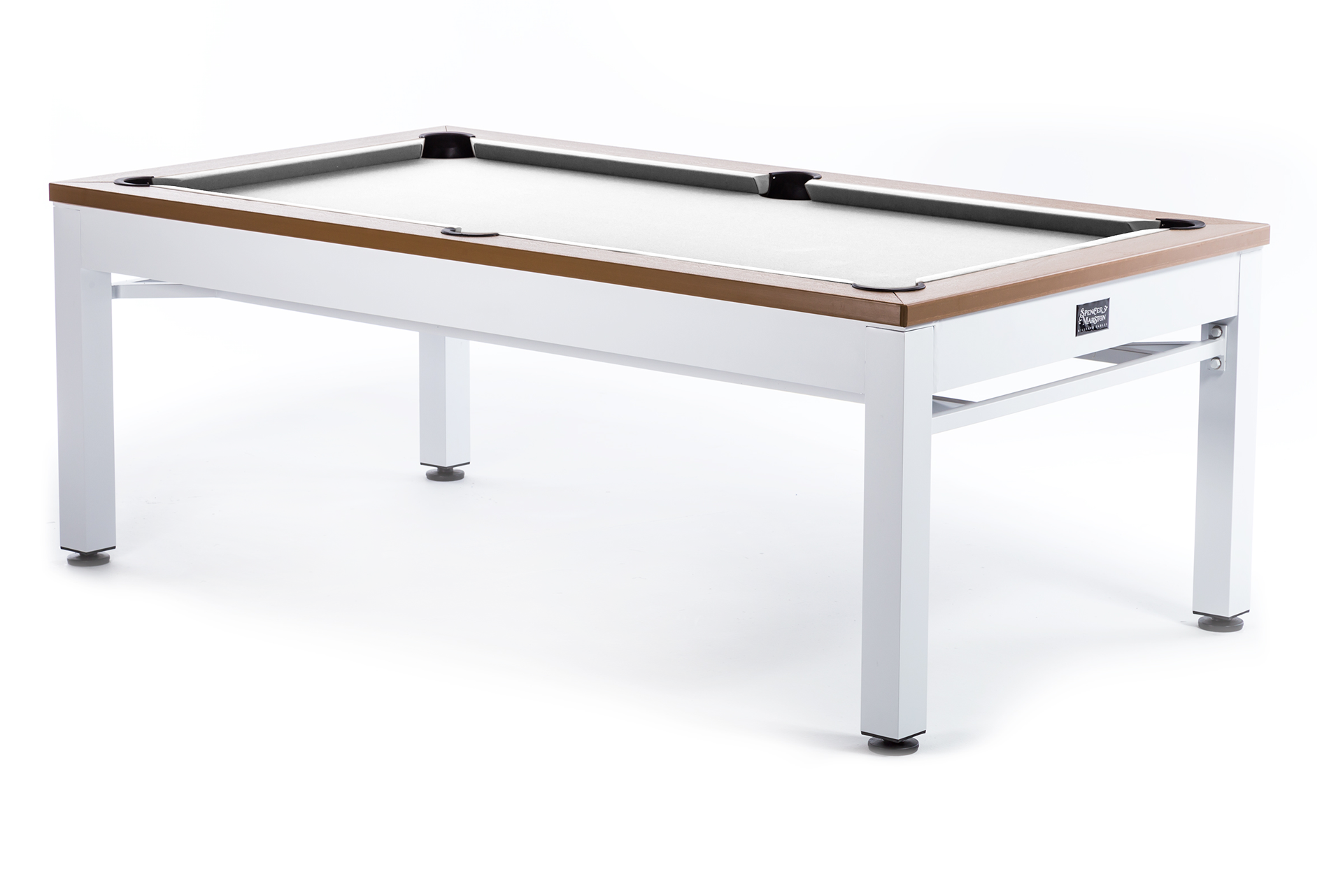 Enjoy A Game Of Pool With Family And Friends AND Enjoy The Great Outdoors,  With The Spencer Marston Newport Outdoor Pool Table. This Table Is Designed  For ...