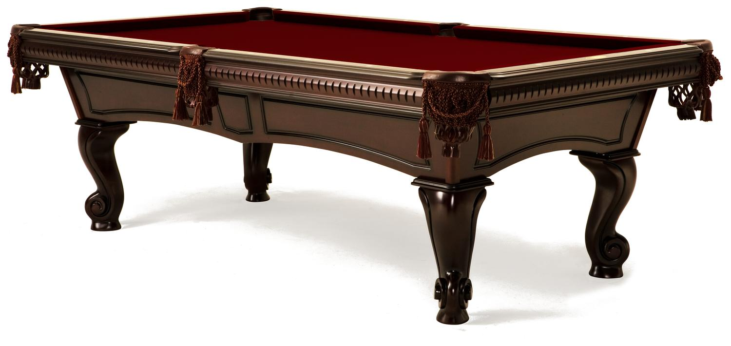 Spencer Marston Tuscany Pool Table - Circular pool table