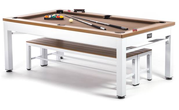 Spencer Marston Newport Outdoor Table Pooltablesdirectcom - Newport pool table