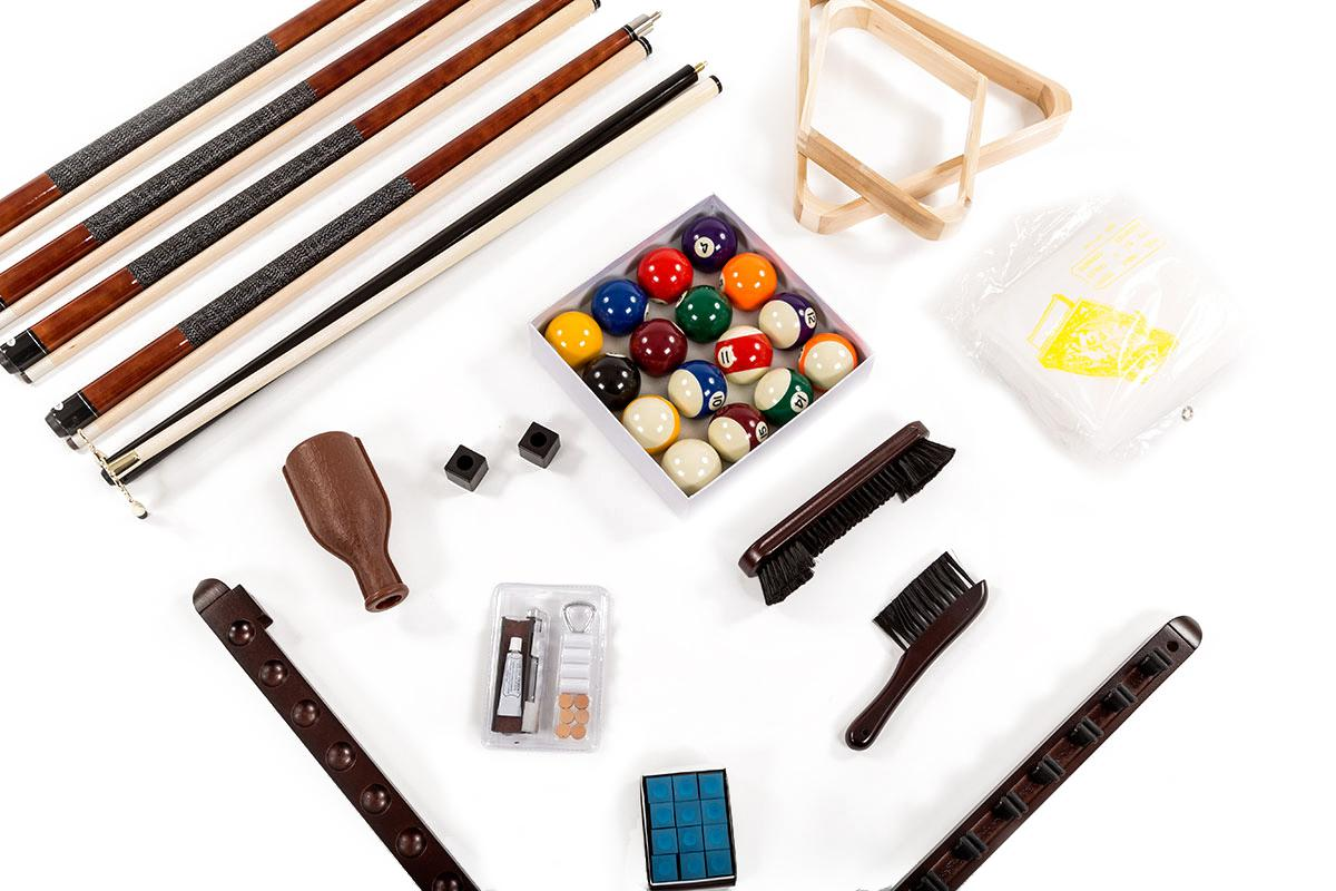 Spencer Marston Premier Accessory Kit Pooltables Com