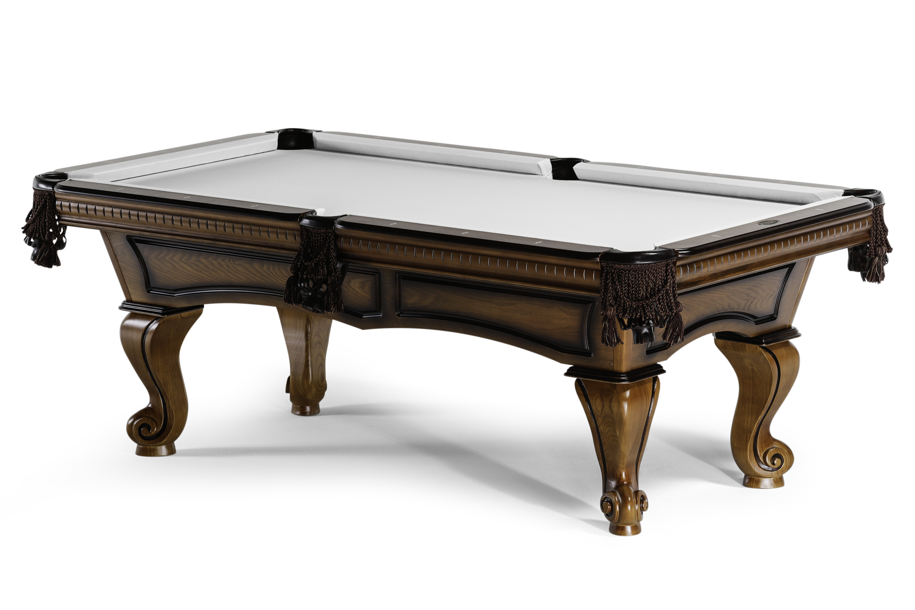 Etonnant The Spencer Marston Milano Pool Table Is A Fabulous Combination Of Elegance  And Superior Craftsmanship. The Beautiful Grain In The Solid Oak  Construction Is ...
