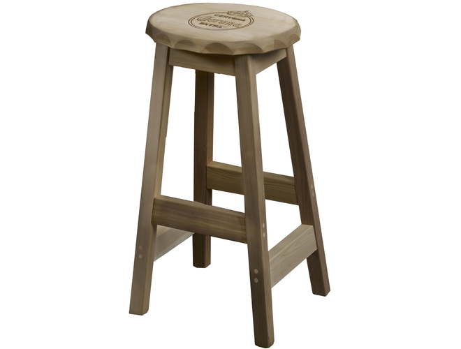 Corona Licensed Products Corona Outdoor Pub Stool Set