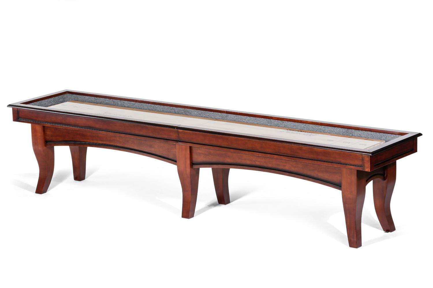 Spencer marston 12 foot shuffleboard table for 12 foot shuffle board table