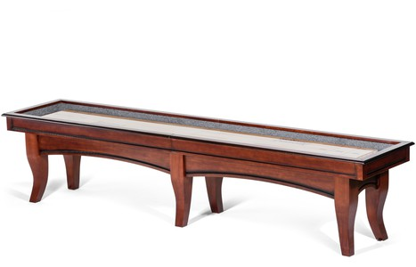 Spencer Marston Foot Shuffleboard Table - 12 foot shuffleboard table for sale