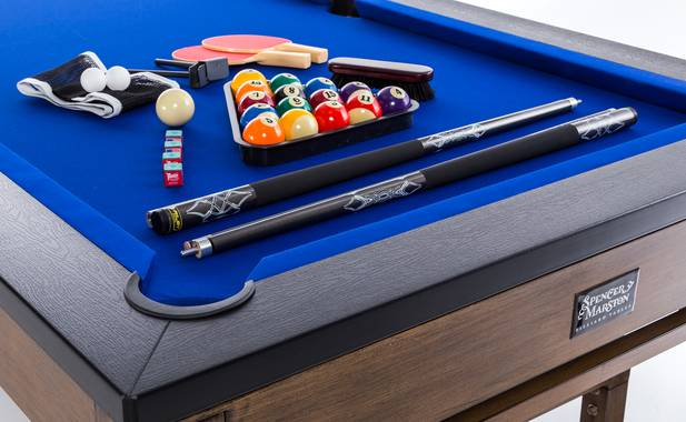 Spencer Marston Tucson Outdoor Pool Table Pooltables Com