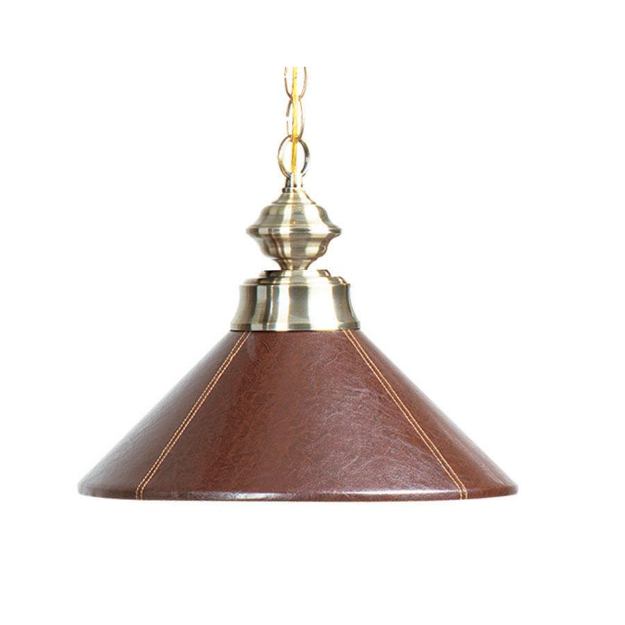 Leather Pendant Lamp